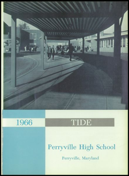 1966 Perryville High School Yearbook Page 5