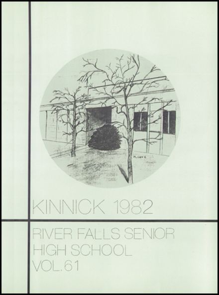 1982 River Falls High School Yearbook Page 5