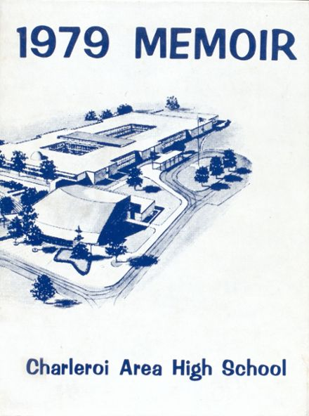 1979 Charleroi High School Yearbook Cover