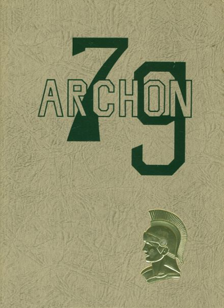1979 Framingham North High School Yearbook Cover
