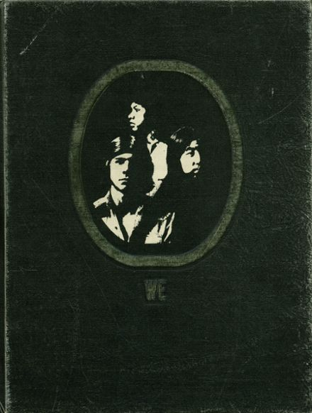 1975 Piedmont Hills High School Yearbook Cover