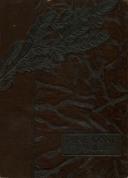 1944 Rapid City Central High School Yearbook Cover