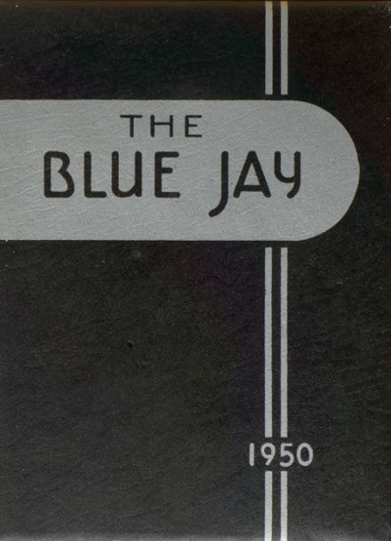 1950 Caldwell High School Yearbook Cover