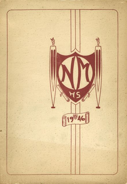 1946 New Milford High School Yearbook Cover