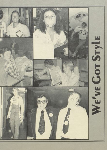 1980 Worth County R-III High School Yearbook Cover