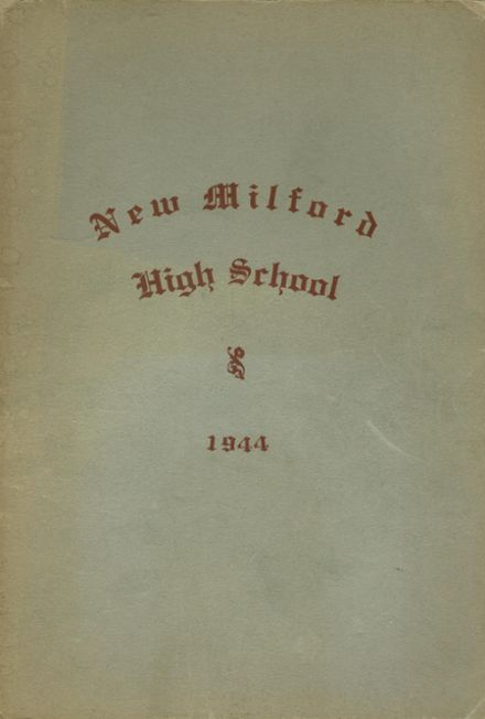 1944 New Milford High School Yearbook Page 1