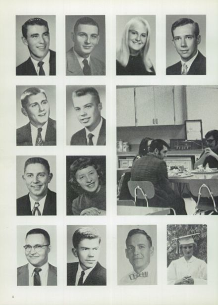 1974 Ripon High School Yearbook Page 8