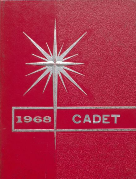1968 West Point High School Yearbook Cover