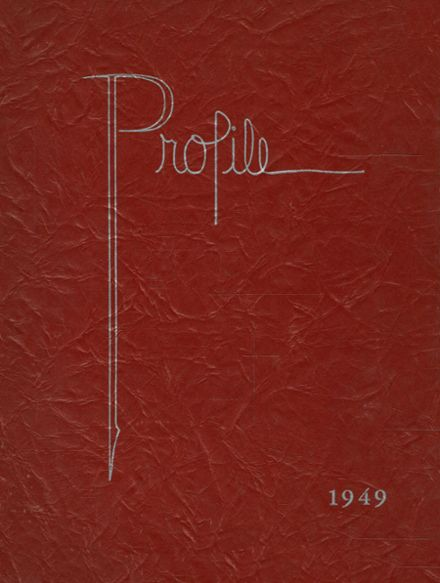 1949 St. Jean High School Yearbook Cover
