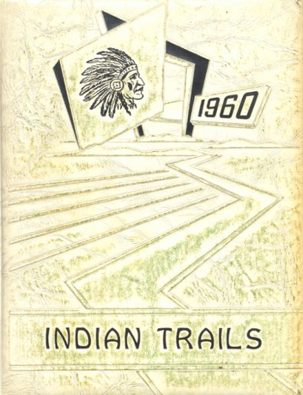1960 Indianola High School Yearbook Cover