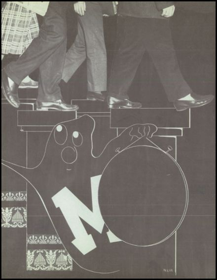 1961 Mumford High School Yearbook Page 3
