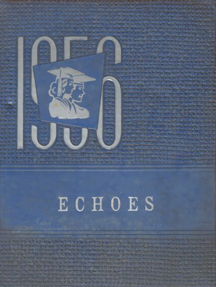 1956 Moravia High School Yearbook Cover