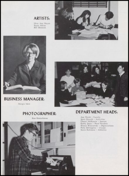1968 Richland Center High School Yearbook Page 7