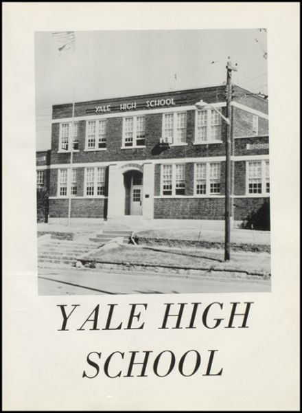 1964 Yale High School Yearbook Page 5