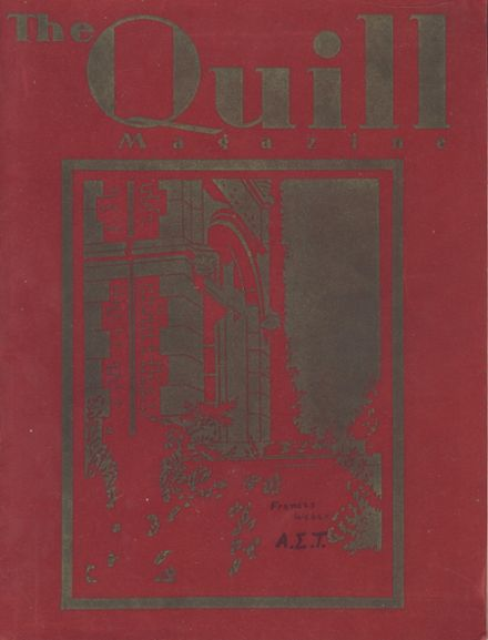1940 Enid High School Yearbook Cover