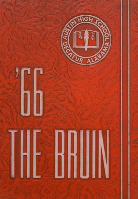 1966 Austin High School Yearbook Cover