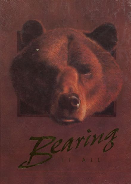 1997 Central Valley High School Yearbook Cover