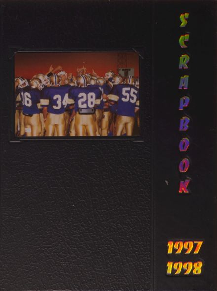 1998 Vermilion High School Yearbook Cover