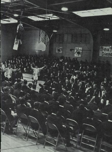 1962 St. Augustine High School Yearbook Page 3