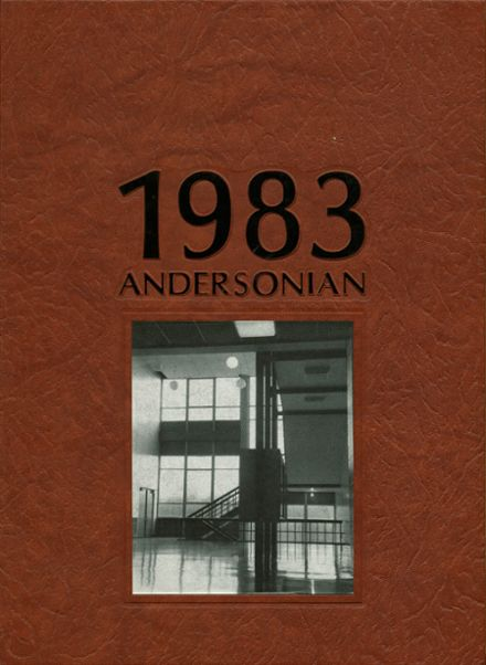 1983 Anderson High School Yearbook Online Cincinnati Oh Classmates