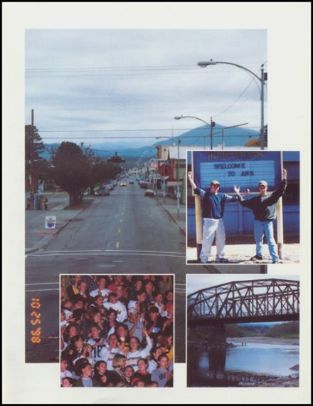 1999 Arlington High School Yearbook Page 5