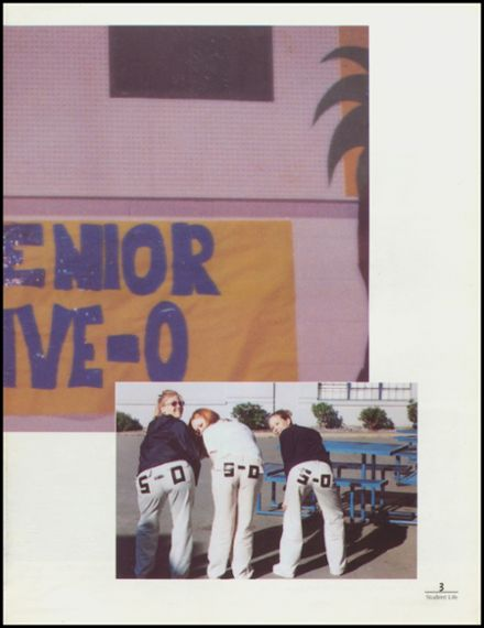 1999 Arlington High School Yearbook Page 7