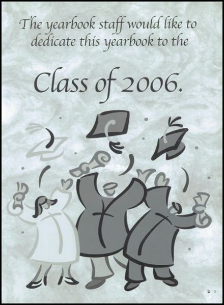 Explore 2006 Milford High School Yearbook, Milford NH - Classmates