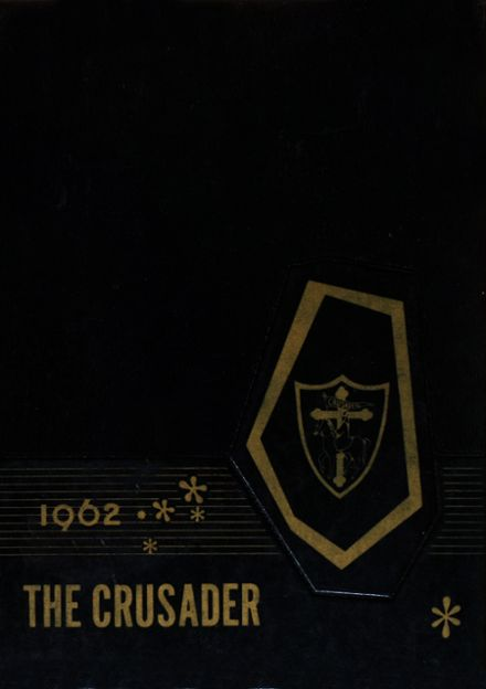 1962 Lutheran Central High School Yearbook Cover