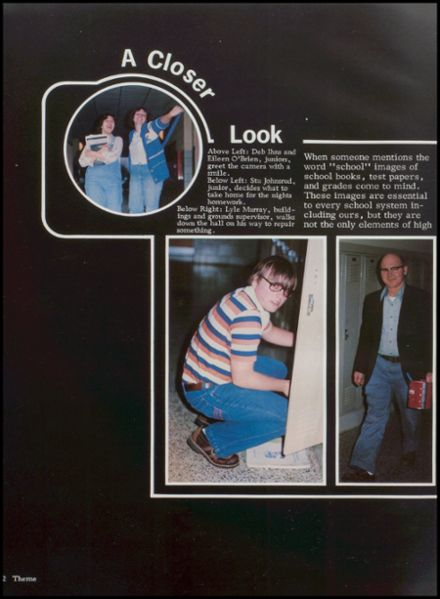 1979 Crestwood High School Yearbook Page 6
