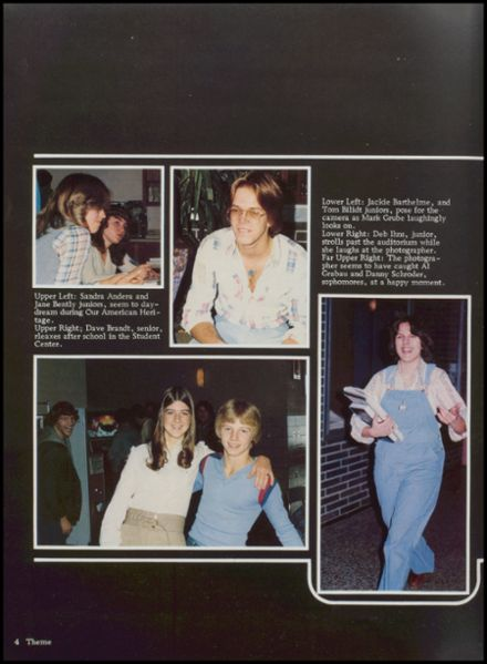 1979 Crestwood High School Yearbook Page 8