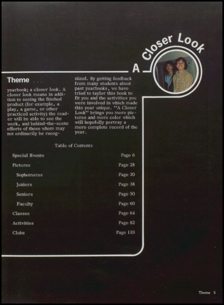 1979 Crestwood High School Yearbook Page 9