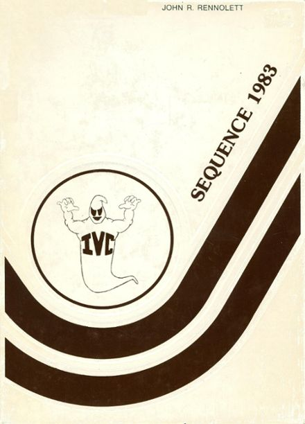1983 Illinois Valley Central High School Yearbook Cover
