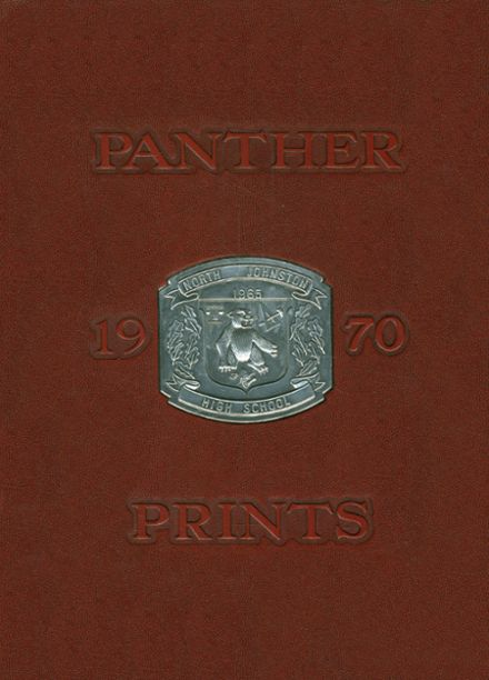 1970 North Johnston High School Yearbook Cover