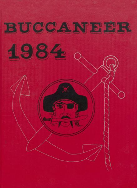 1984 Page High School Yearbook Cover