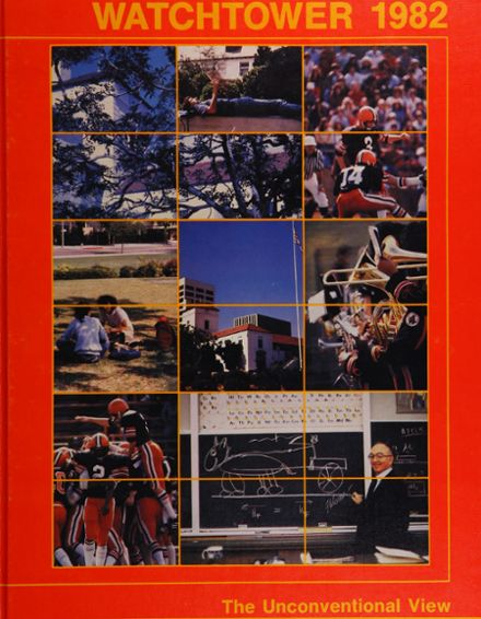 1982 Beverly Hills High School Yearbook Cover