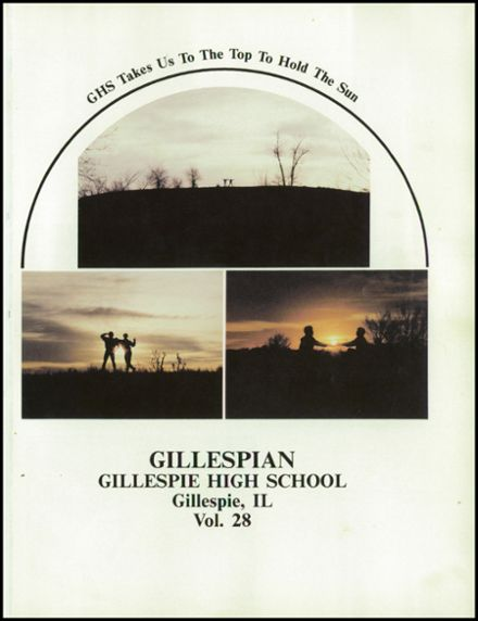 1983 Gillespie Community High School Yearbook Page 5