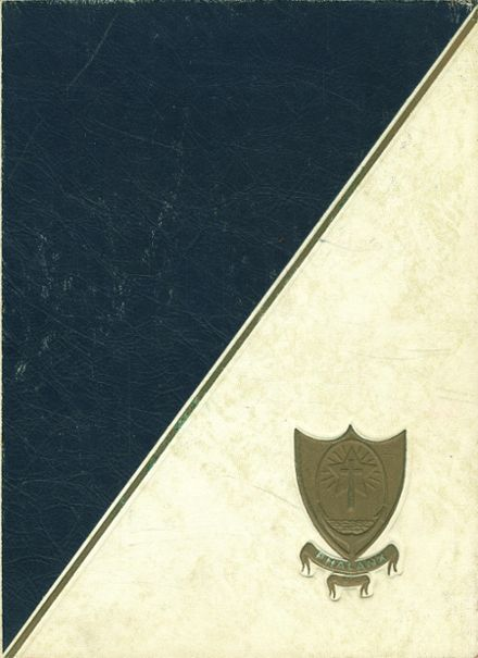 1967 St. Francis High School Yearbook Cover