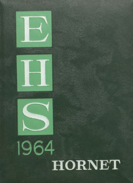 1964 Eureka High School Yearbook Page 1
