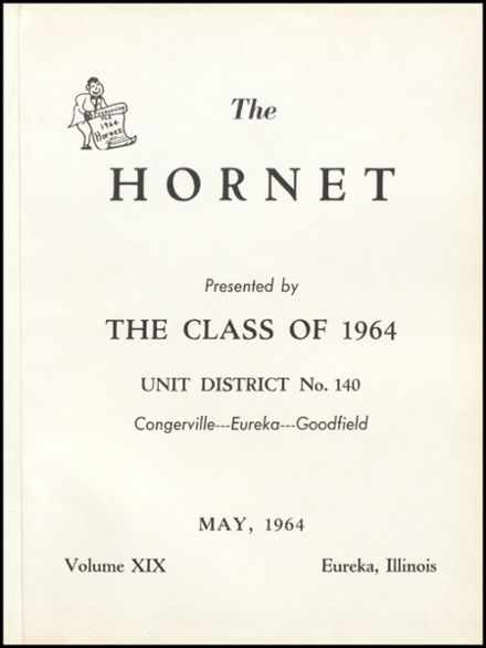 1964 Eureka High School Yearbook Page 5
