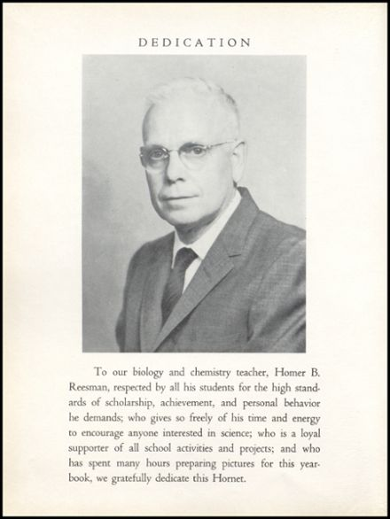 1964 Eureka High School Yearbook Page 8