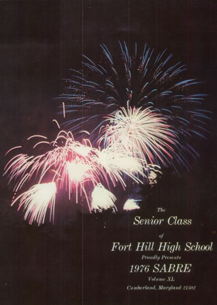 1976 Ft. Hill High School Yearbook Page 5