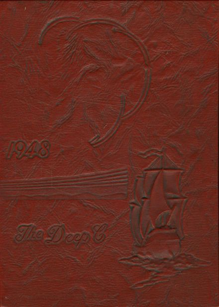 1948 Chapin High School Yearbook Cover