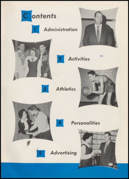 1956 McAlester High School Yearbook Page 7