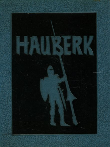 1970 Shawnee Mission East High School Yearbook Cover