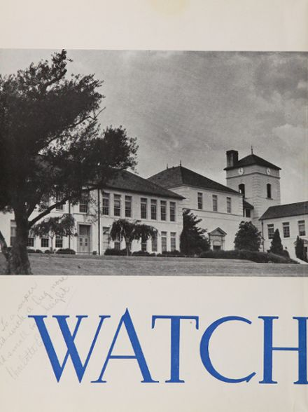 1943 Beverly Hills High School Yearbook Page 6