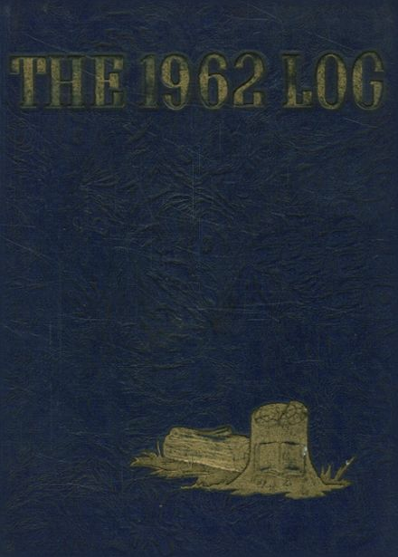 1962 Franklin High School Yearbook Cover