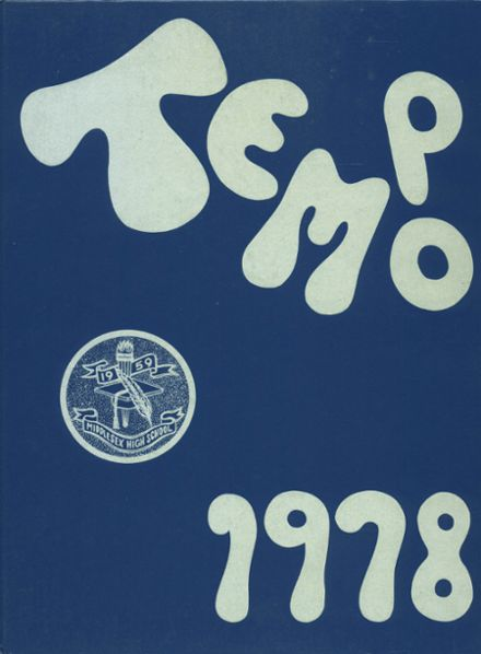 1978 Middlesex High School Yearbook Cover