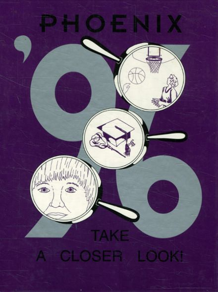 1996 Seton Keough High School Yearbook Cover