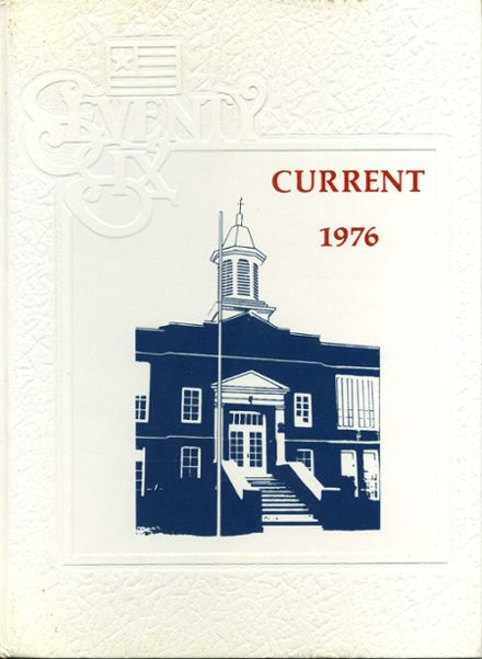 1976 Philo High School Yearbook Cover