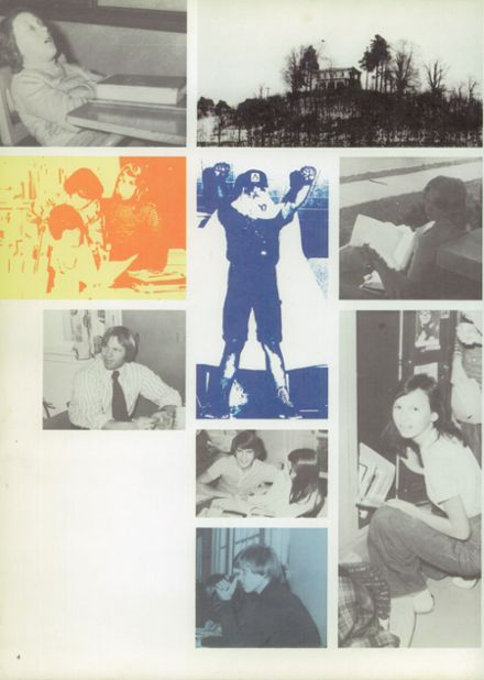 1976 Philo High School Yearbook Page 8